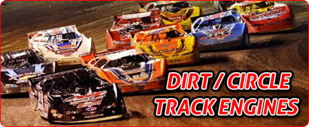 Oval/Dirt Track Engines