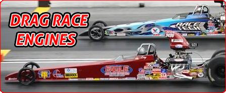 Drag Race Engines